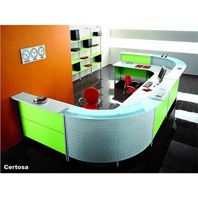 Certosa Reception Desk
