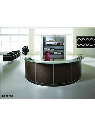 Esterno Reception Desk