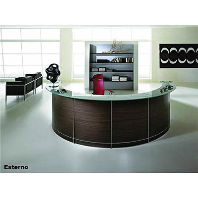 Esterno Reception Desk