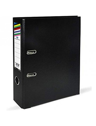 FIS PP Box File 210 x 330mm Black