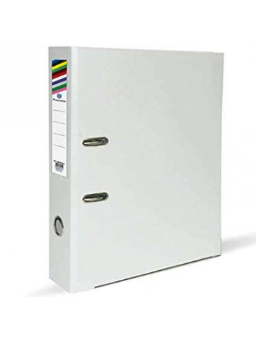 FIS PP Box File 210 x 330mm White