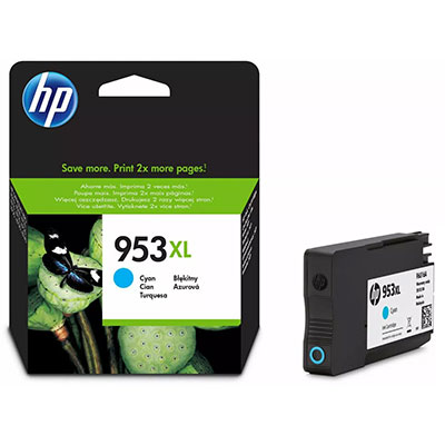 HP 953XL Original Ink Cartridge F6U16AE