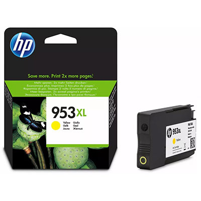 HP 953XL Original Ink Cartridge F6U18AE