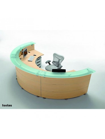 Isolas Reception Desk