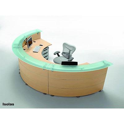 Isolas Reception Desk