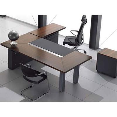 Levira Gally Executive Desk MDF Melamine Finish