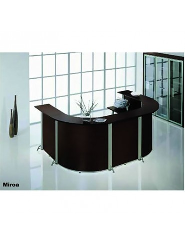 Miroa Reception Desk