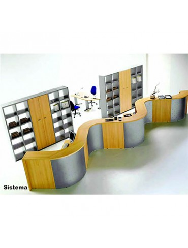 Sistema Reception Desk
