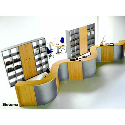 Sistema Reception Desk