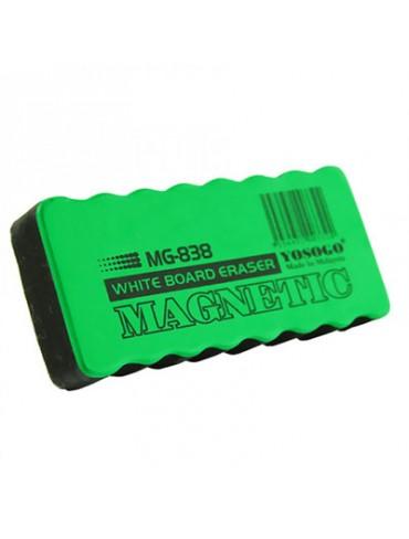 Yosogo MG-838 Magnetic Duster - White Board Eraser