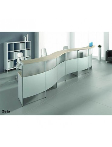 Zeta Reception Desk